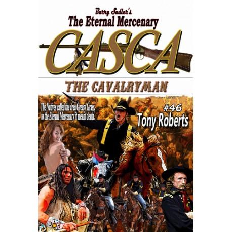 Casca 46: The Cavalryman