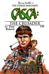 Casca 39 The Crusader