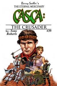 Casca 39 The Crusader